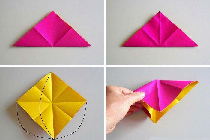 Квадраты по диагонали