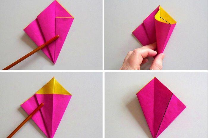 Выровнять и разгладить ассиметричную фигуру