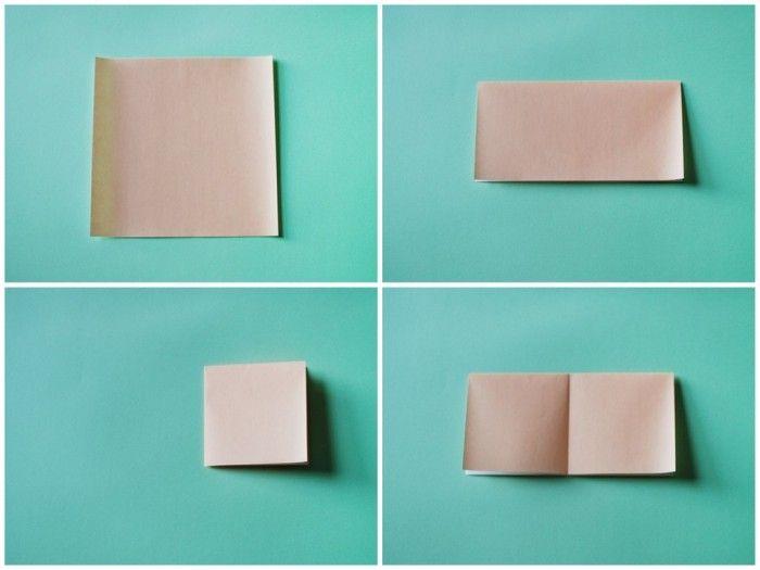 Как сложить домик из бумаги
