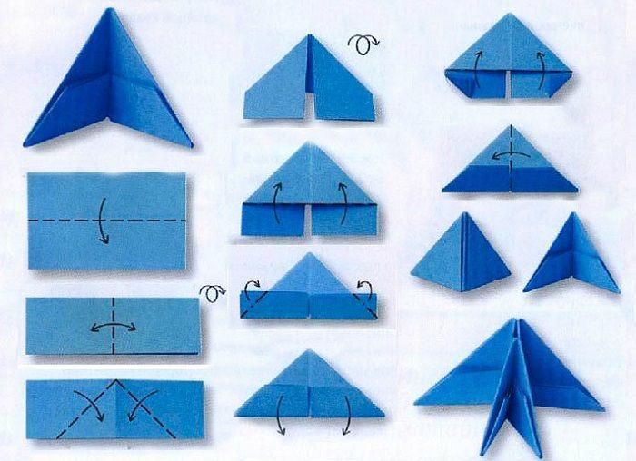 Схема изготовления модулей
