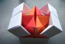 Объемное оригами