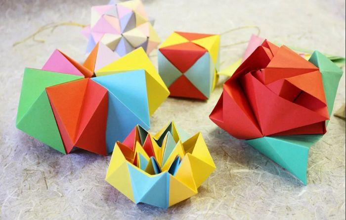 Оригами для детей младшего школьного возраста