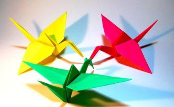Оригами для детей 8 – 9 лет