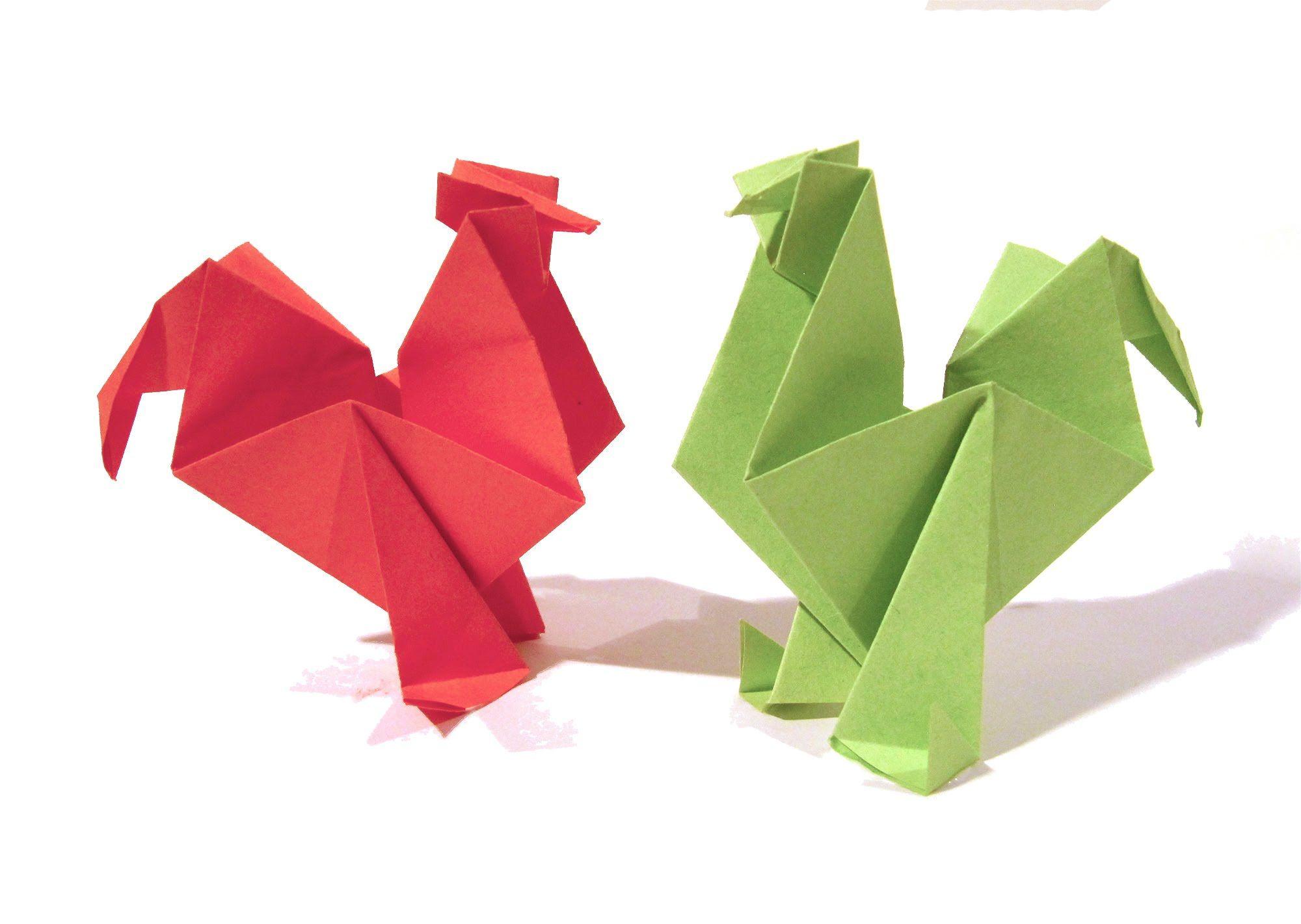 Оригами для детей - младших школьников