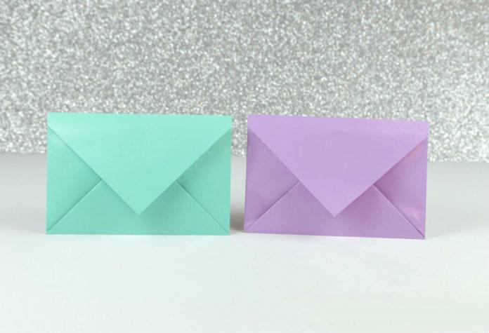 Готовые конвертики