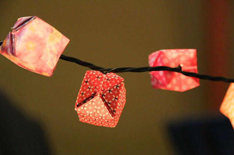 Оригами Водяная бомба