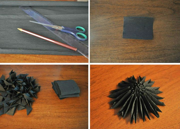 Сидящий Беззубик: материалы