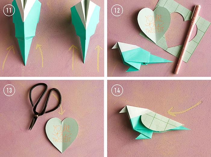 Сборка птицы на базе воздушного змея: схема 4