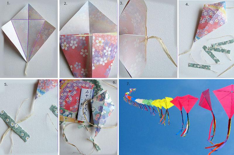 Варианты использования оригами