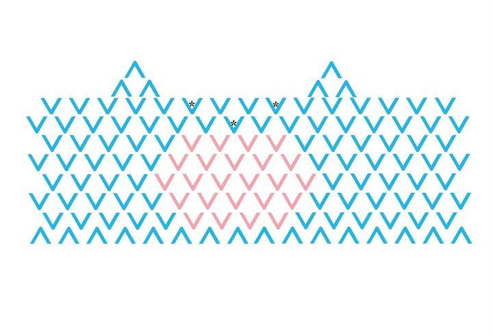 Схема сборки модульного оригами Сова