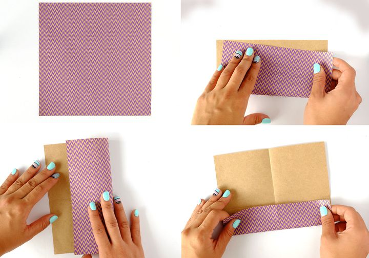 Пошаговая инструкция по сборке подставки под айфон в технике оригами