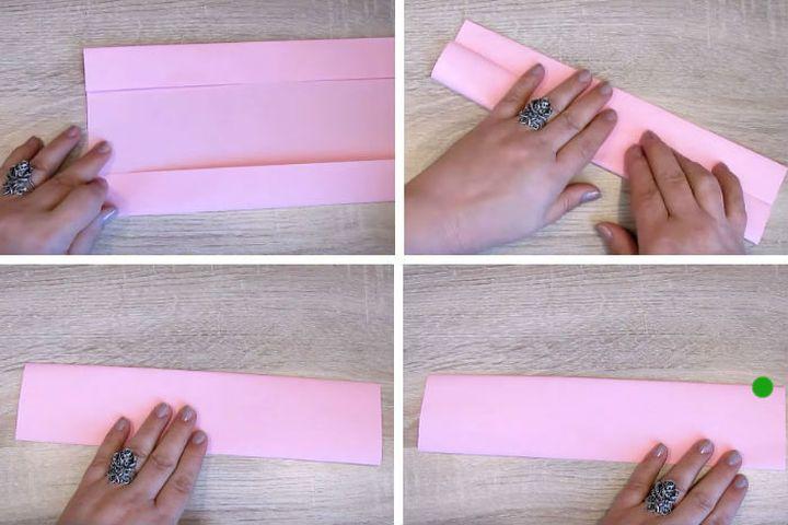 Пошаговая инструкция по сборке айфона в технике оригами