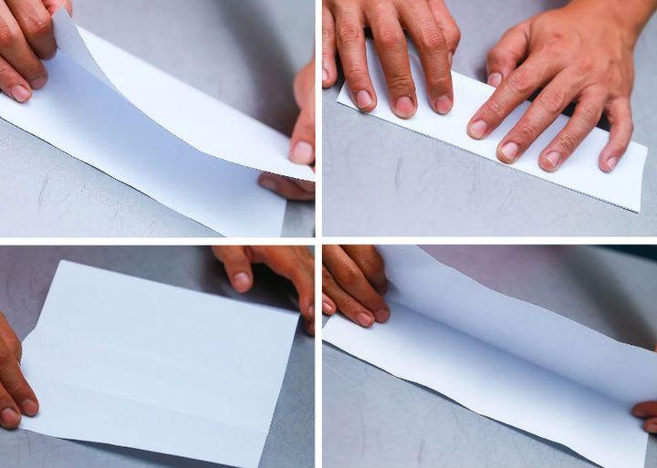 Пошаговая инструкция по сборке простой модели блокнота в технике оригами