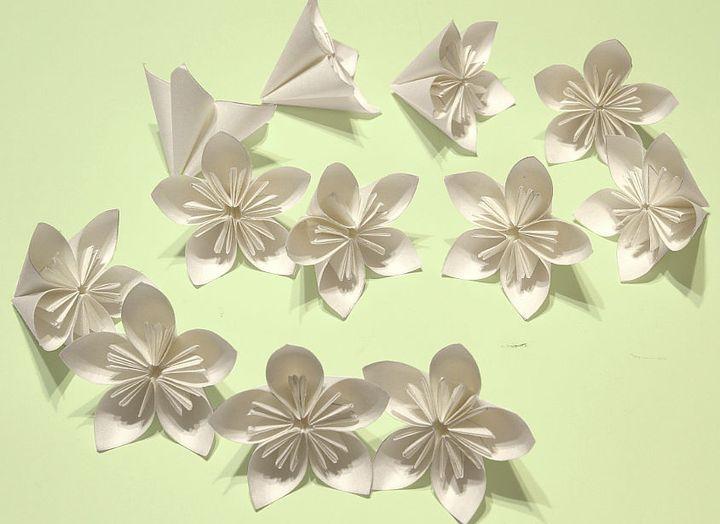 Пошаговая инструкция по сборке цветочной кусудамы в технике оригами