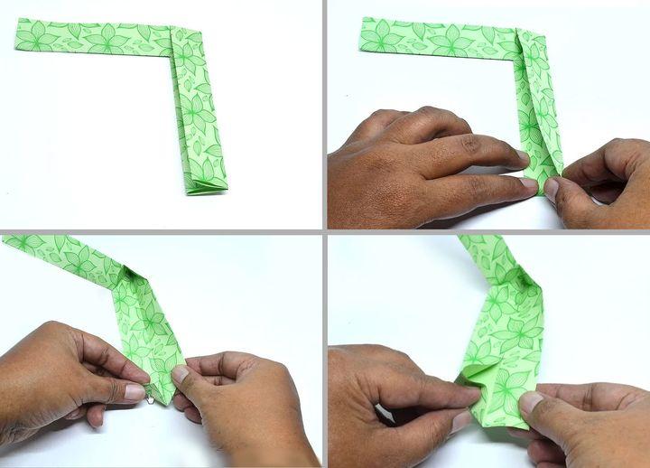Пошаговая инструкция по сборке классической модели оригами-бумеранга