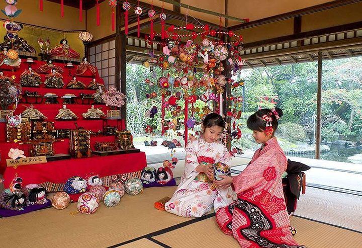 Японский женский праздник