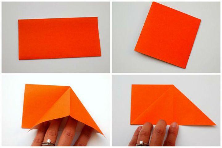 Мастер-класс по сборке изготовлению письма с Пикачу из бумаги