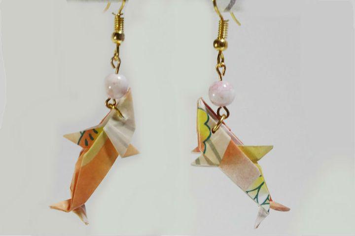 Бижутерия-оригами