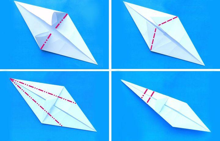 Мастер-класс по изготовлению оригами-единорога для ручки или карандаша