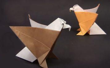 Орлан-оригами