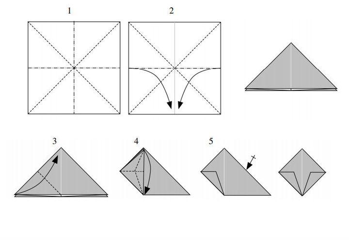 Мастер-класс по сборке губкового оригами-краба