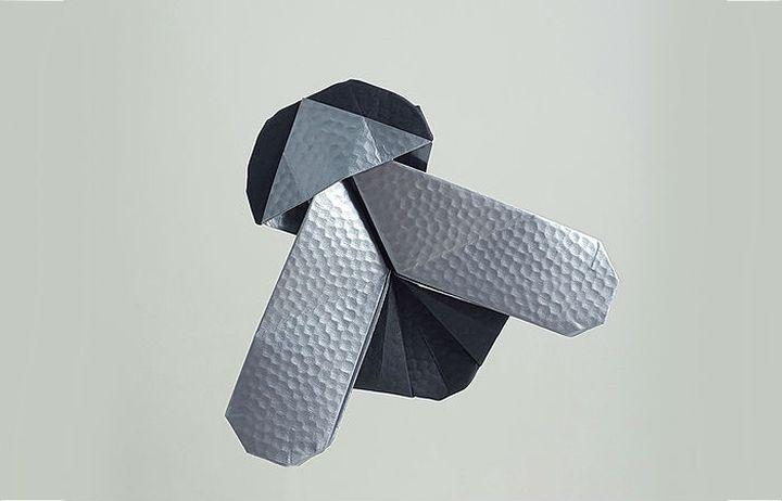 Муха-оригами 2