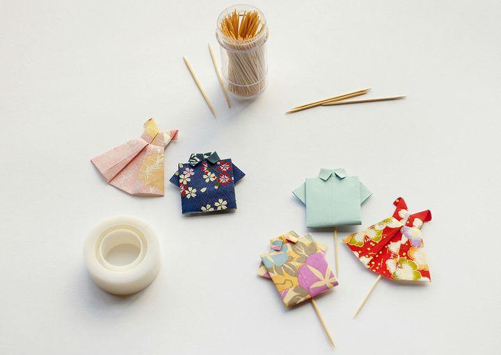 Мастер-класс по изготовлению оригами-рубашки