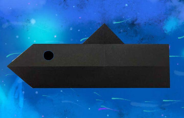 Оригами подводная лодка