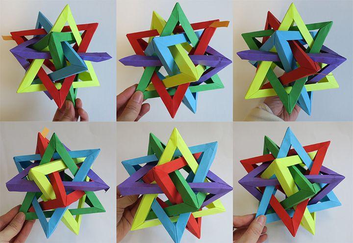 Тетраэдр-многогранник