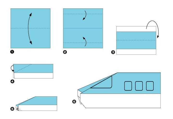 Схема сборки маглев
