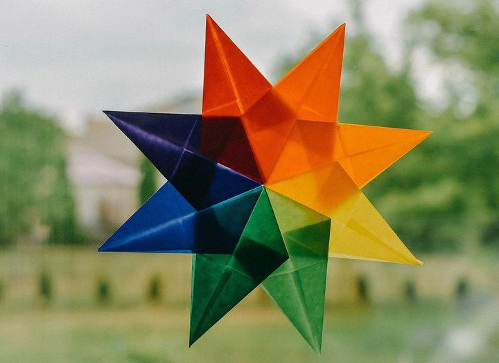 Звезда для окна