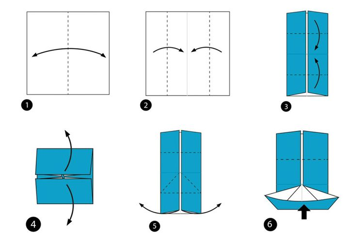 Схема сборки катамарана