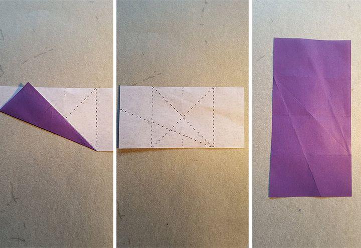 Схема сборки шара от Перрота
